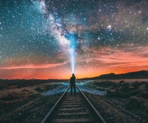 stars and travel image