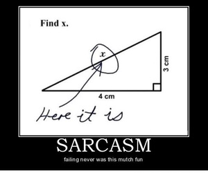 funny, sarcasm, and lol image