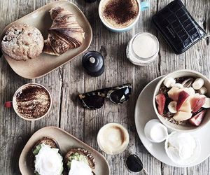 berries, blogger, and breakfast image