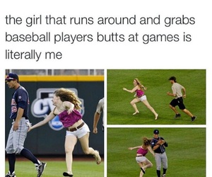 baseball, creepy, and funny image