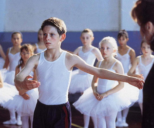 ballet, boy, and Billy Elliot image