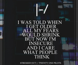 twenty one pilots, band, and quote image