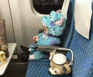 babys, cute babys, and cute monsters image