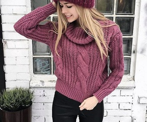 look and sweater image