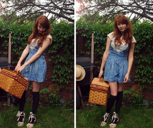 girl, lookbook, and outfit image
