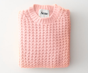 fashion, acne, and sweater image