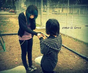 love and emo image