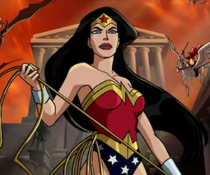 wonder woman, DC, and diana prince image