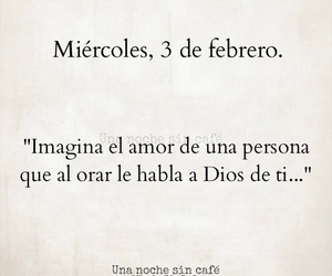 god, frases, and febrero image