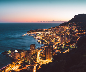 monaco, travel, and adventure image