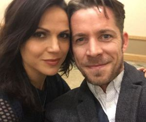sean maguire and lana parrilla image