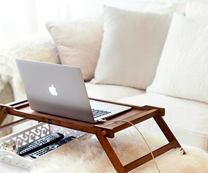 apple, laptop, and white image