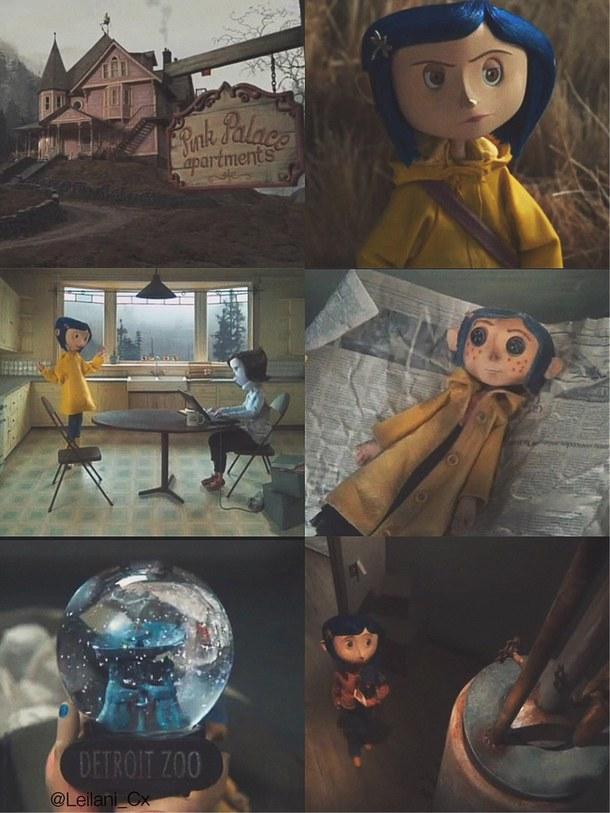 Cool Coraline Iphone Movies My Fav Wallpaper Coraline Jones