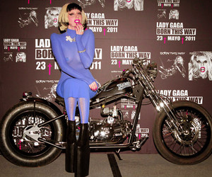 beautiful, motocycle, and sexy image