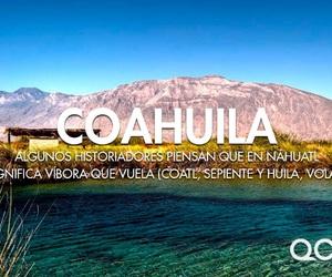 coahuila and méxico image