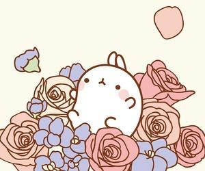 cute and molang image