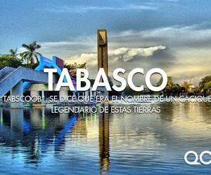 tabasco and méxico image