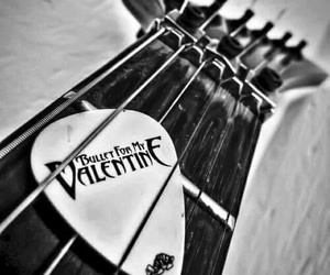 bullet for my valentine, guitar, and bfmv image
