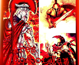 ares, edit, and god image