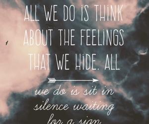 badlands, halsey quotes, and dive lyrics image