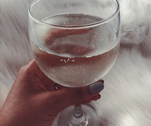 bubbles, faux fur, and weekend image