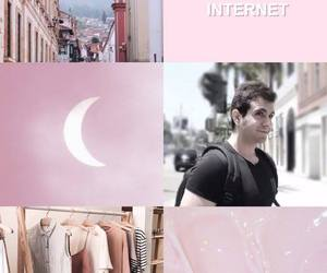 pink, tumblr, and wallpaper image