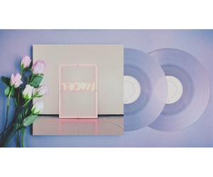 the 1975 and neon lights image