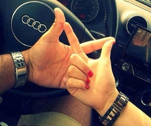 audi, love, and couple image