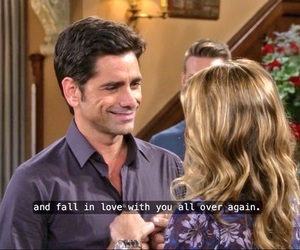 becky, family, and full house image