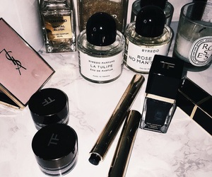 makeup and YSL image