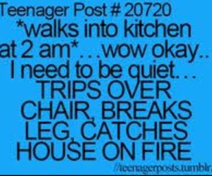 funny and teenager posts image