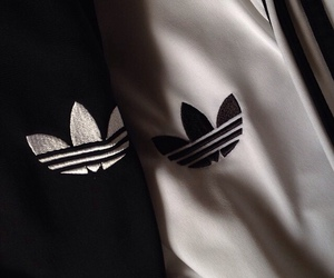 adidas, lux, and jacket image