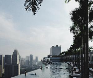 city, urban, and luxury image
