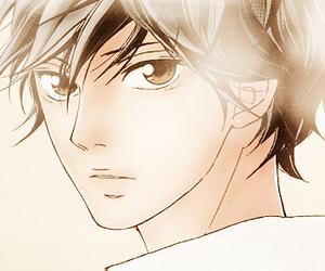 manga, ao haru ride, and anime image