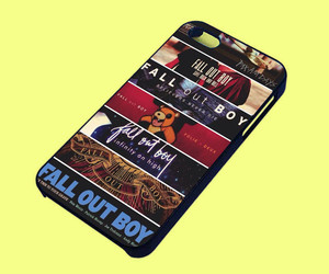 fall out boy, gift, and iphone case image