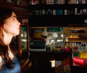 lily collins and love rosie image