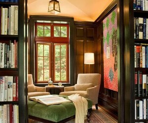 book, reading, and house image