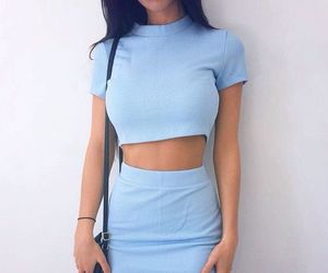 american apparel, cropped, and cute image