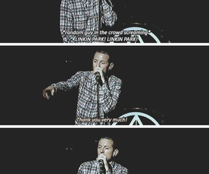 funny, quote, and linkin park image
