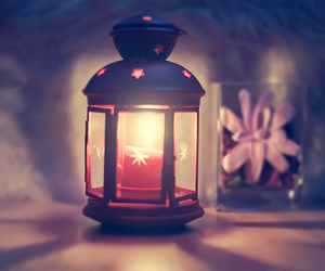 light, beautiful, and candle image