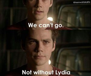 teen wolf, lydia martin, and stydia image
