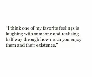 enjoy, feelings, and quotes image