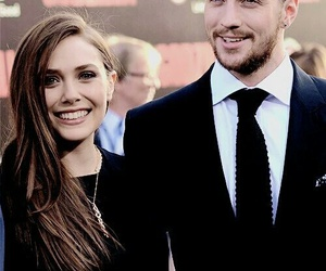 elizabeth olsen, Marvel, and aaron taylor-johnson image