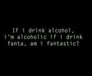 quote, funny, and beer image