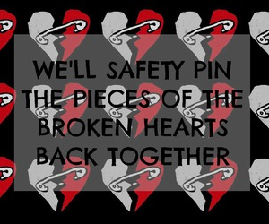 safety pin, 5 seconds of summer, and 5sos image