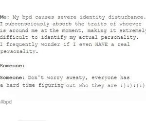 bipolar, black, and disorder image