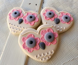 owl, Cookies, and cute image