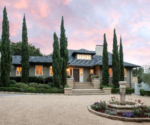 house, landscape, and luxury image
