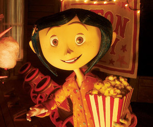 coraline and popcorn image