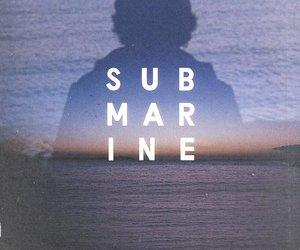 submarine, sea, and film image